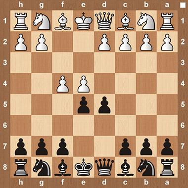 Falkbeer Counter-gambit