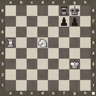 chess mating patterns